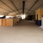 Stable Entrance